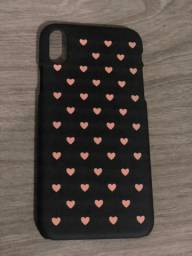 Capinha (case) apple iphone x