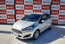 Ford new fiesta 2017 unico dono financio sem entrada