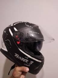 Capacete helmet thunder 3 modelo 2020