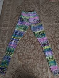 Vendo legging semi novas