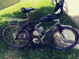 Bicicleta motor 80cc