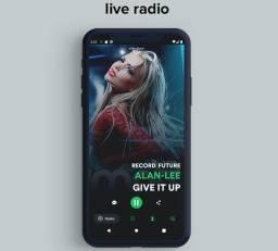Aplicativo de Rádio para Android Desenvolvimento