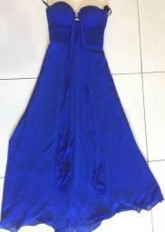 Lindo vestido de festa,