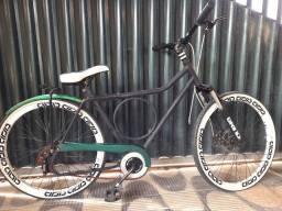 Vendo bicicleta Monarke rebaixada *