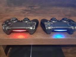 PS4 2 CONTROLES ( DETALHE )