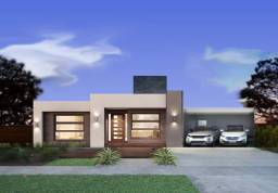 Chega de aluguel! Casa na planta financ. terre+constr=pisc,+gourmet Proj Excl 160mts!