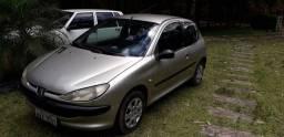 Peugeot 206 1.4 flex sensation