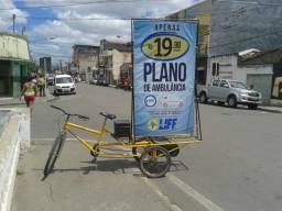 BikeDoor - Bicicleta Publicidade