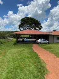 Chácara 5250 mts, Córrego, Piscina Aquecida, Campo de Futebol, Aceito Veículo - Inhumas
