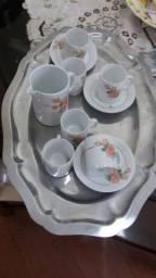 Chícaras Porcelana ótima qualidade