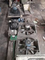 Motores trifasicos diversas potências e RPM