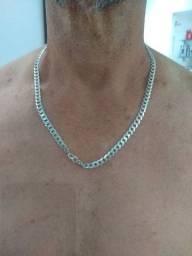 Colar de prata pura