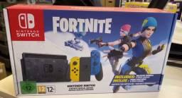 Nintendo Switch Especial Fortnite