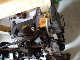 Vende-se motor parcial flex do Fiat Palio 2008