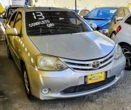 Etios sedan completo Gnv Ac.moto Carro
