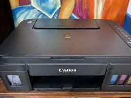 Título do anúncio: Multifuncional CANON Pixma G3100