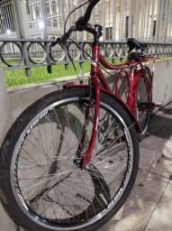 Bicicleta Barra forte pra vender logo