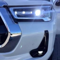 Título do anúncio: Hilux SRX 2.8 Turbo diesel 21/21 okm emplacada