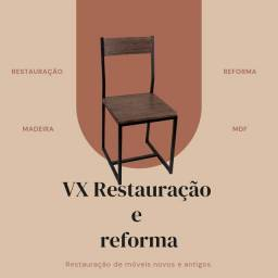 Título do anúncio: Restauração e reforma de móveis