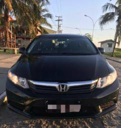 Honda Civic LXS 2016 1.8 Automático - Único dono