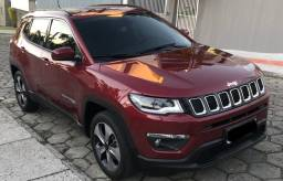 Vendo Jeep Compass Longitude 2018 com 22 mil km