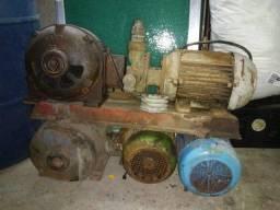 Motores eletricos trifasico usado