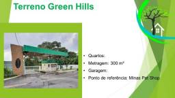 Título do anúncio: Terreno Condominio Green Hills