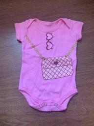Título do anúncio: Lote de roupa de bebê 4 unidades