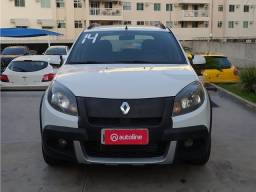 Renault Sandero 2014 1.6 stepway 8v flex 4p manual