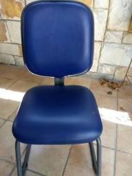 Cadeira Executiva Base Fixa