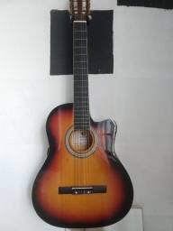 Vendo violão pouquíssimo uso