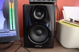 Título do anúncio: Monitores Behringer Studio 50 usb
