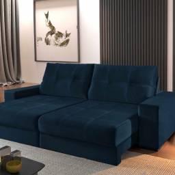 Sofá Retratil Reclinável SR67 Luxury