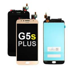 Tela Frontal Touch Display Motorola G5 G5S G5 Plus G6 G7 G7 Play