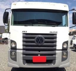Título do anúncio: =caminhão caçamba 24250