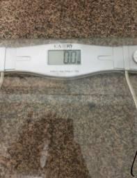 Balança digital de vidro - até 180 kg