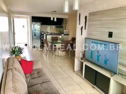(Cod.:172 - Damas) - Mobiliado - Vendo Apartamento com 81m², 3 Quartos