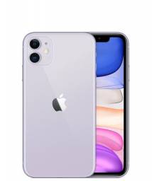 iPhone 11 64gb Novo lilás