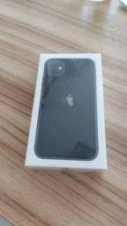 Iphone 11, 128 GB, Preto, Novo