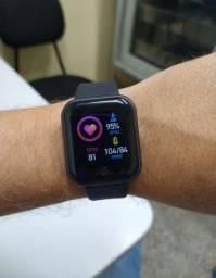 <br>Relógio smartwatch chycet. Novo. Top