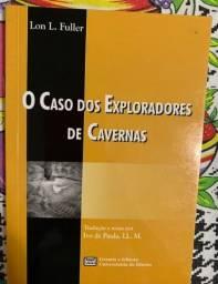 Título do anúncio: O Caso dos Exploradores de Caverna - Lon Fuller