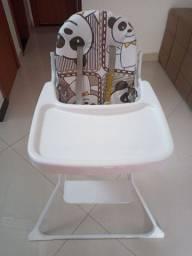 Cadeira de alimentação NOVA NUNCA USADA
