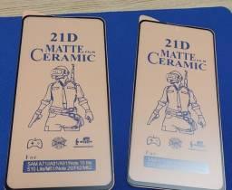 Película Cerâmica Fosca Redmi Note 10 Pro