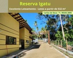 Oportunidade: Reserva Igatu,  lotes com preços promocionais em Imbassai