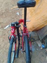 Título do anúncio: Bike dobrável