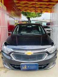 Título do anúncio: Cobalt Ltz 1.8 aut completo com gnv carro impecável Único dono
