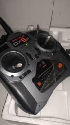 Título do anúncio: Rádio Spektrum DX5e novo