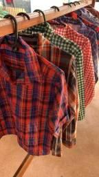 Camisas infantil para festa junina