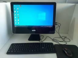 Título do anúncio: Vendo computador integrado CCE All in one, novissimo