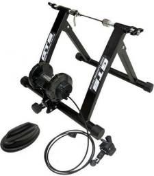 Rolo Treino Gts Bicicleta Treinamento Magnético Zwift
